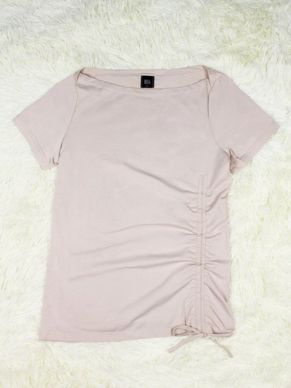 BASIC TIE UP SHIRT (COCO)