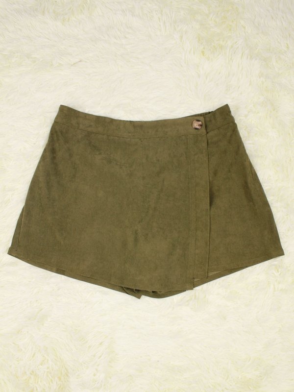CLAUDETTE SKORT (ARMY GREEN)