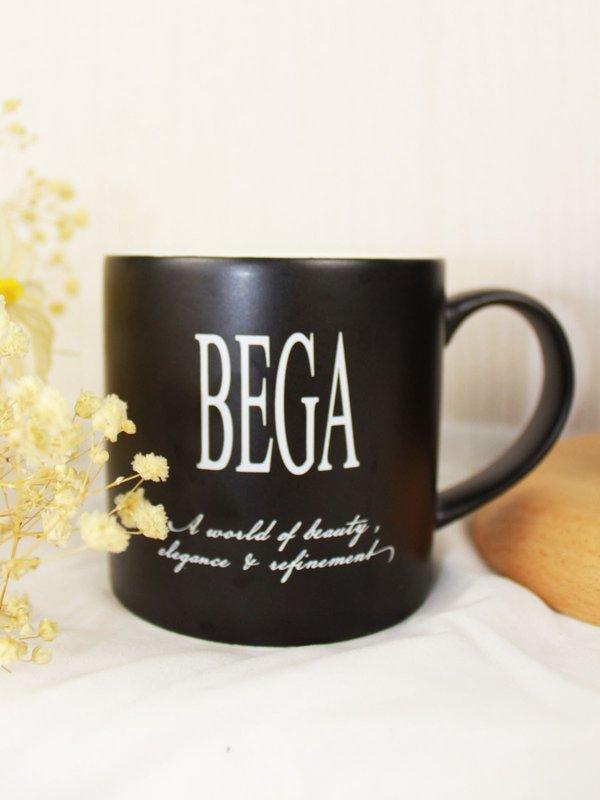 BEGA MUG (BLACK)