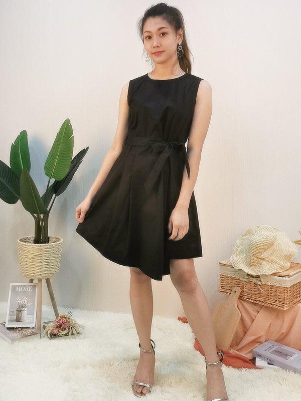 MILLIE CIARA DRESS (BLACK)