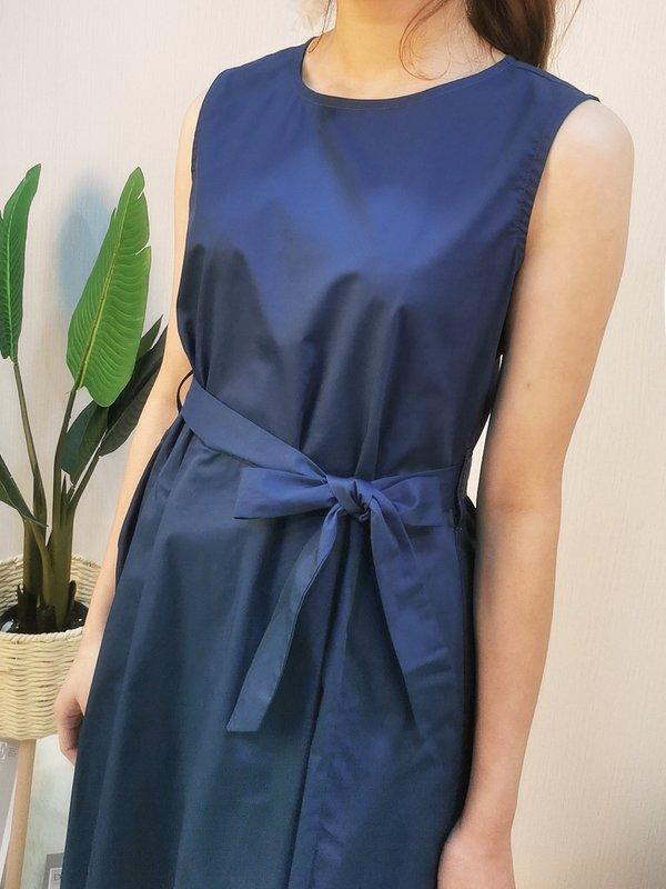 MILLIE CIARA DRESS (CORNFLOWER BLUE)